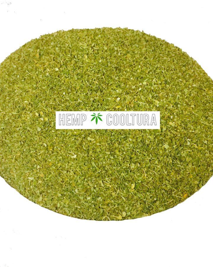 Hemp Kief Natural Compressed Bar herbal powder | The CBD Cooltura