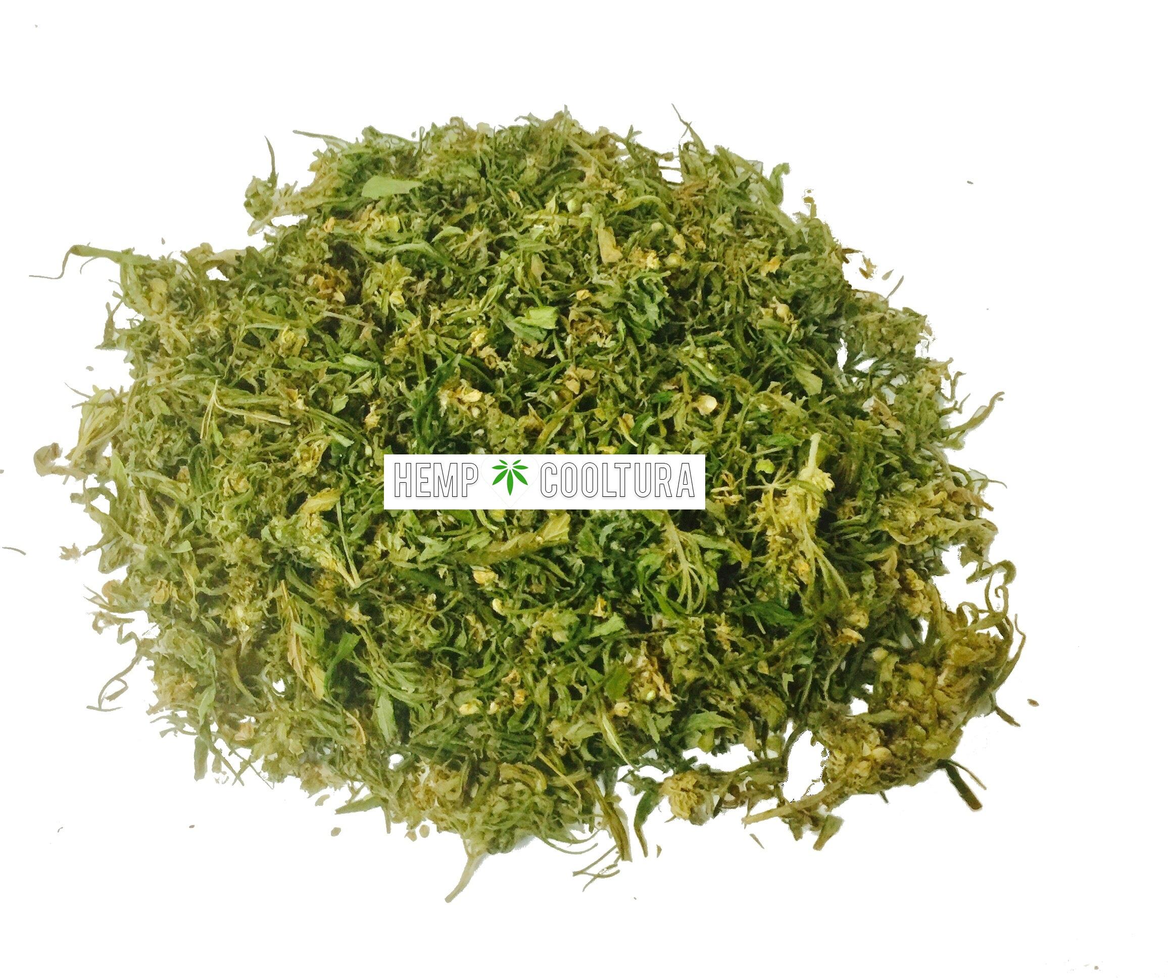 Wholesale Hemp Mix Buds Flower Tea