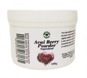 Acai Berry Powder Superfood